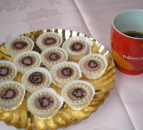 Minitarte cu serbet traditional